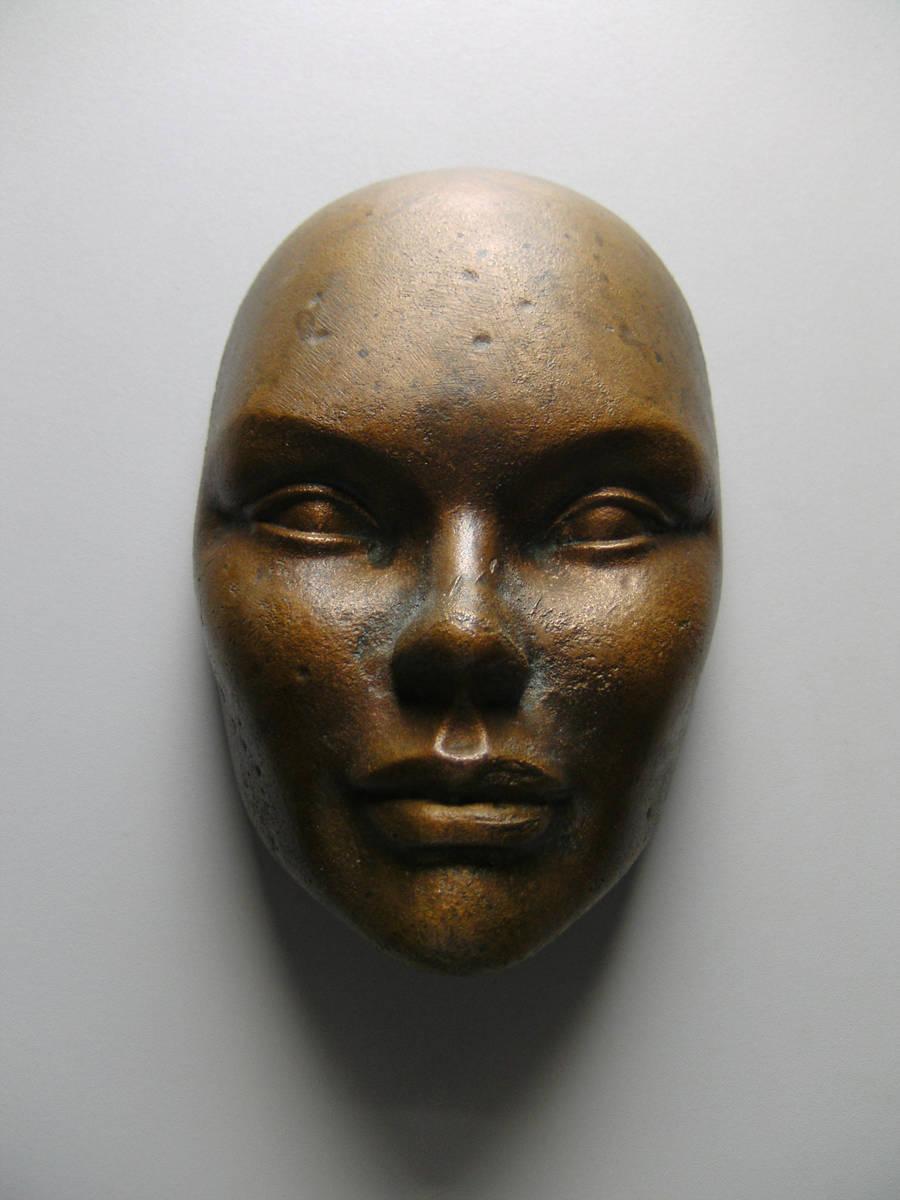 Bronze Mask 02... by the-night-bird