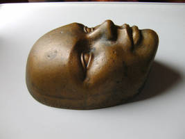 Bronze Mask 06... by the-night-bird