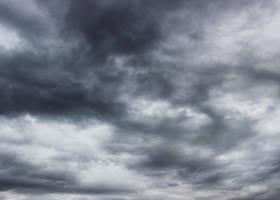 Stormy Sky 01 by the-night-bird