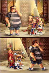 Reality by vaniamarita