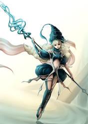 Sorcerer by vaniamarita