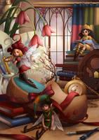Fairytale by vaniamarita