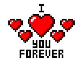 I love you forever! by ScottMcCartney