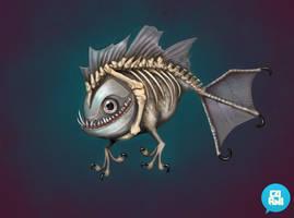 Bone Fishy by carny87