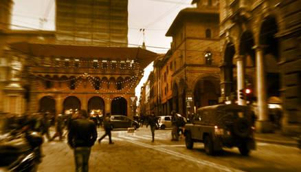 Bologna The Orange City by carny87