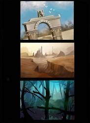 Environments 1 by carny87