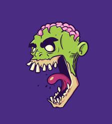 Zombie by carny87