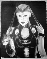 Angelique - Hellraiser by BaronVonHorne