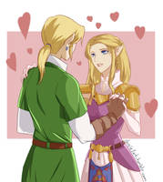 Zelink Love by Darcie1