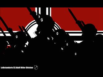 Leibstandarte SS Adolf Hitler by Mangekyou-Eyes