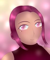 (Art) Maia (Happy Birthday Yukimora) by AngieUtauChan