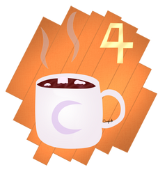 (Advent Calendar) Day 4: Cup by AngieUtauChan