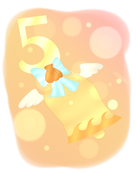 (Advent Calendar) Day 5: Bell by AngieUtauChan