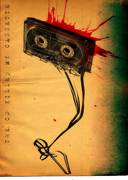 My lovely cAssette by PabloMonforte