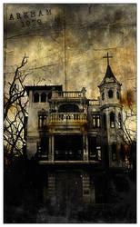 Arkham House by PabloMonforte