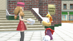 [MMD] Serena meets Rayman by AmazingNascar221