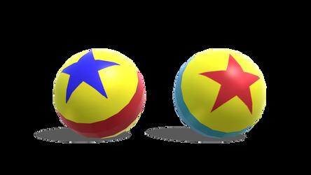 [MMD] Luxo Ball by AmazingNascar221