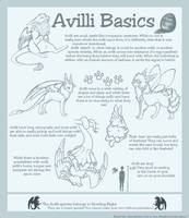 Avilli Species Sheet by Howling-night