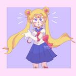 Sailor by peachiibon