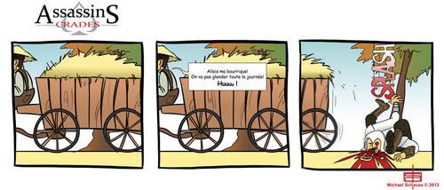 AssassinS Crades strip 2 by MichaelSchauss