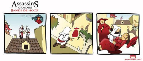 AssassinS Crades strip 3 by MichaelSchauss