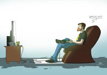 Gamer Me by MichaelSchauss