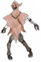 FWOG-Boogeyman the Nightmare Killer by Foxy-Knight