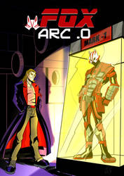 Fox Arc 0 Cover by Foxy-Knight