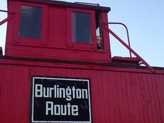 Burlington Route by suspenlute