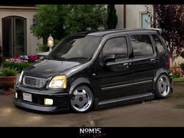 Suzuki K-Car by NOM15