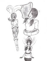 Videl Absorption Pt. 1 by AbsorberCell