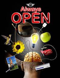 Always Open by mussarela