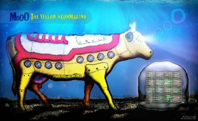 Mooo - The Yellow CowMarino by mussarela