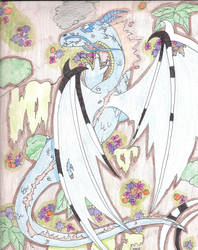 Cliff Dragon by animedemon77