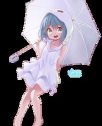 Render Teru-chan by Tomi-DA