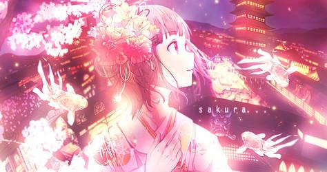 Sakura by Tomi-DA