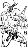 Donatello by IanJMiller