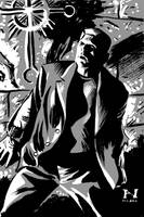 Frankenstein's Monster by IanJMiller
