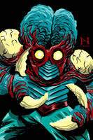 Metaluna Mutant by IanJMiller