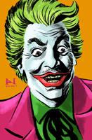 Joker by IanJMiller
