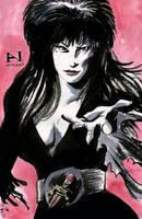 Elvira by IanJMiller