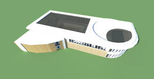 3dQuickSketch - Bldg3 top by BunnyVoid