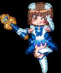 Super Sailor Mako by Piia-Star