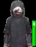 Kaneki Ken (Tokyo Ghoul) #6 - Render by azizkeybackspace