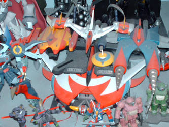 Hey Look its Grendizer by PureIvel