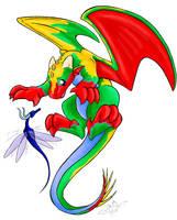 True Dragon by DawnAllies