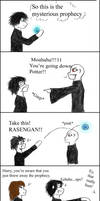 Harry potter rasengan by Songmail