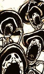 El dia de los muertos by Wak0