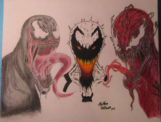 Venom Anti Venom Carnage By Nathanwilliams78 On Deviantart