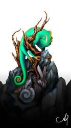 Chameleon by Filtered-Suliva